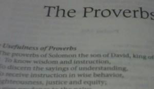 Significant Scripture