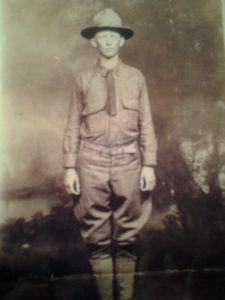Grandpa Doss Thompson